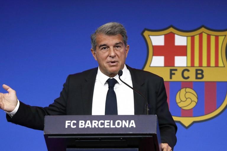 Président du Barça, Joan Laporta proche de se séparer de Miralem Pjanic.
