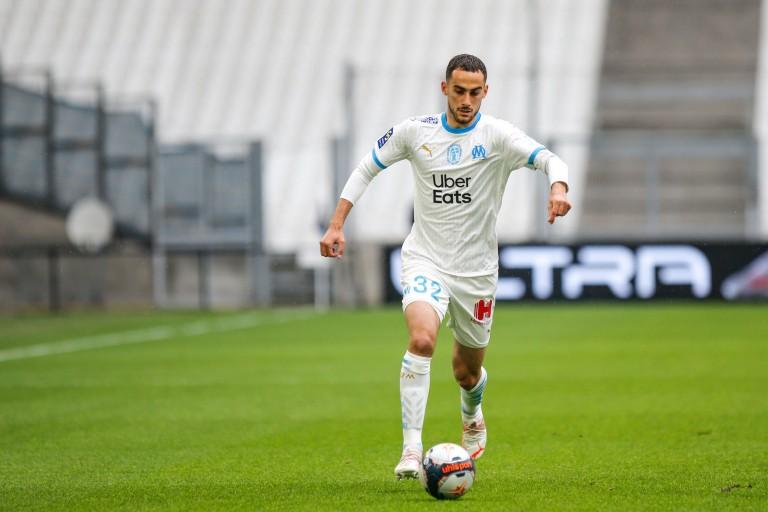 Lucas Perrin a quitté l' OM pour le Racing Club de Strasbourg Alsace.
