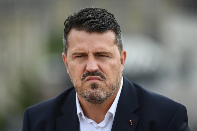 Garcia annonce un départ au Stade de Reims