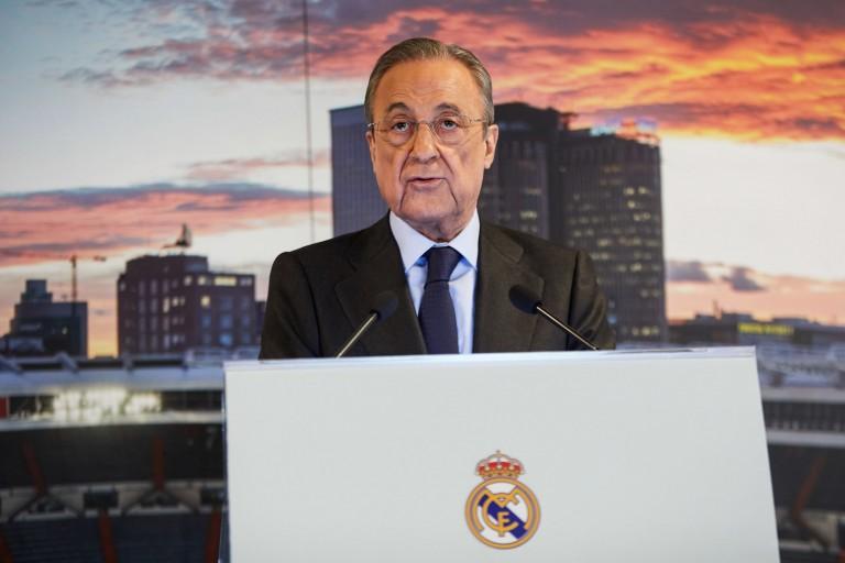 Real Madrid mercato : Florentino Pérez fait une annonce importante
