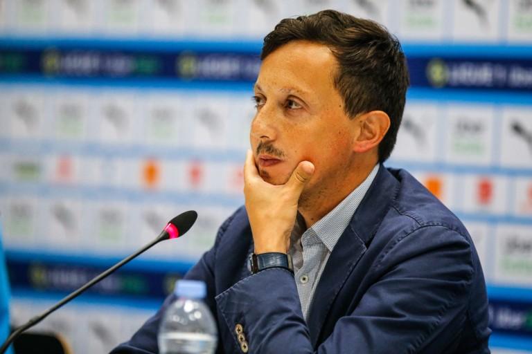 OM Mercato : Pablo Longoria discute avec Sao Paulo pour Dario Benedetto.