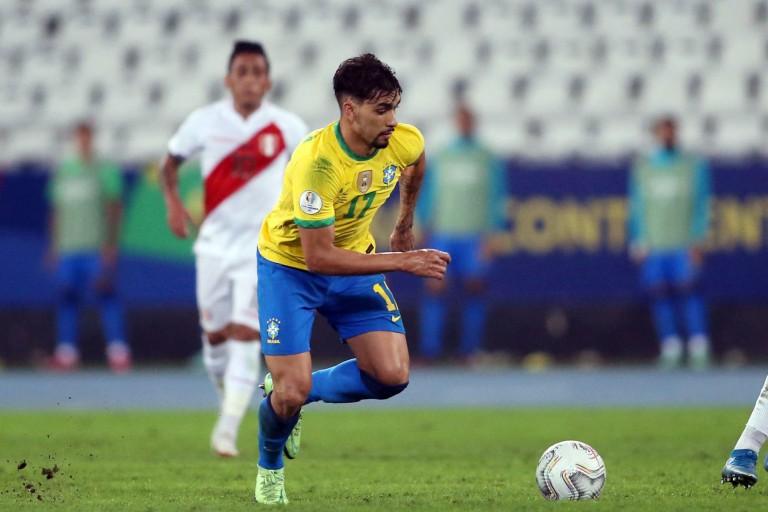 Copa América : Lucas Paqueta, indispensable à Lyon, héros du Brésil.