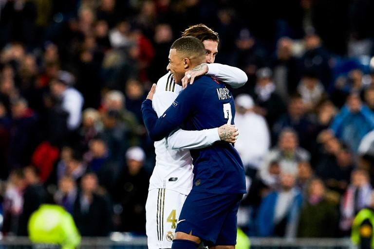 PSG Mercato : Sergio Ramos veut gagner avec Kylian Mbappé.