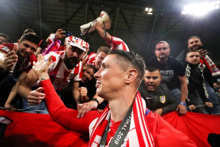 Atletico mercato : Officiel Fernando Torres fait son retour !