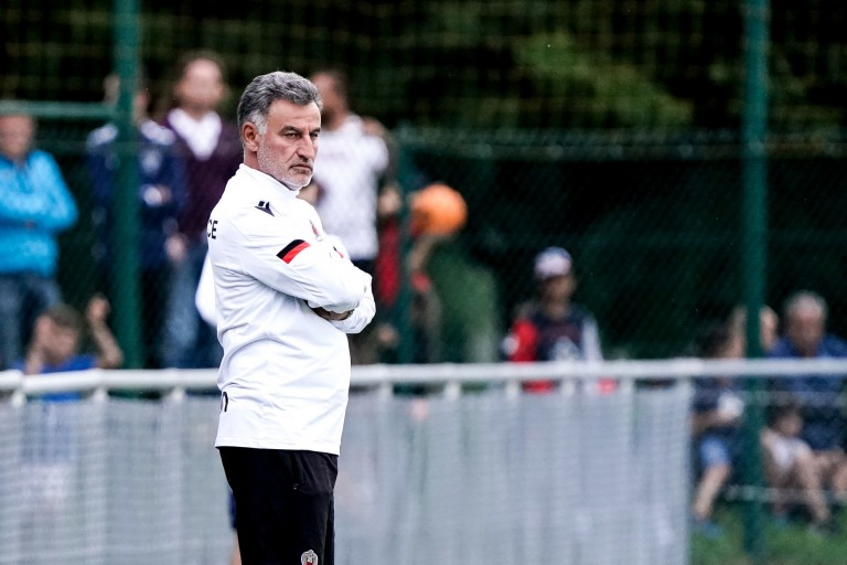 Mercato OGC Nice : Christophe Galtier veut arracher Burak Yilmaz au LOSC.