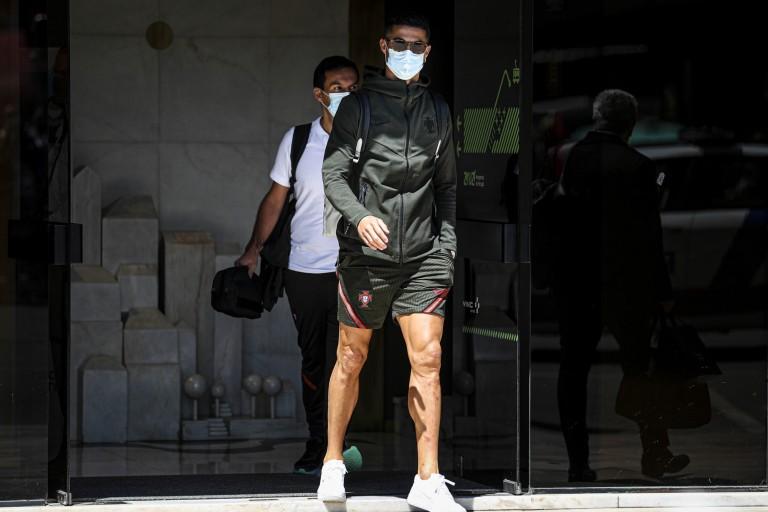 Mercato PSG : La porte est toujours ouverte pour Cristiano Ronaldo.