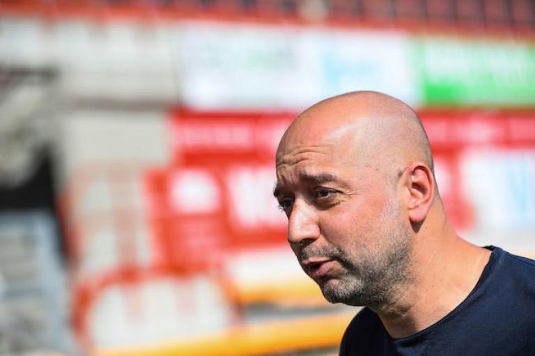 Gérard Lopez, nouveau président des Girondins de Bordeaux.