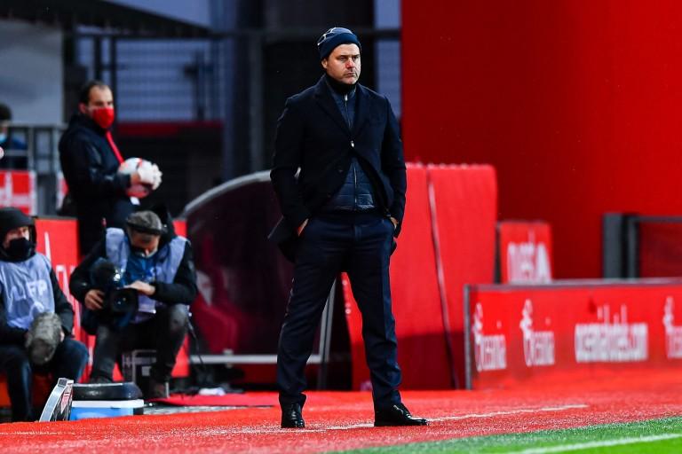 Mauricio Pochettino, entraîneur du PSG.