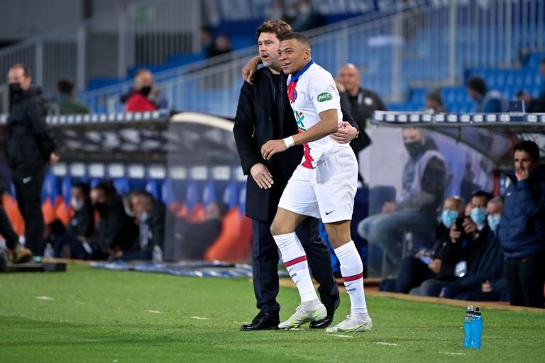 PSG : Pochettino compte sur Mbappé pour le Trophée des Champions.