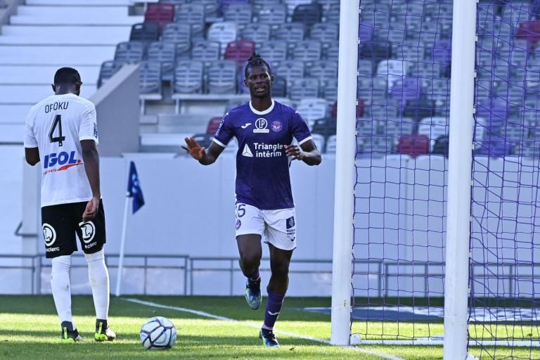 Toulouse FC : Vakoun Bayo va s'engager en Belgique.