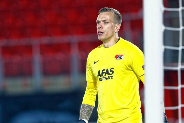 Marco Bizot a rejoint le Stade Brestois.