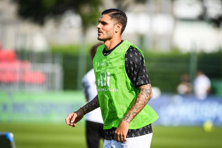 Mauro Icardi a tranché avec le PSG