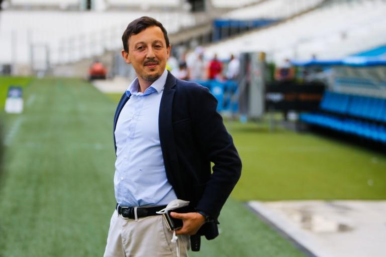 Pablo Longoria fixe ses objectifs pour l'OM