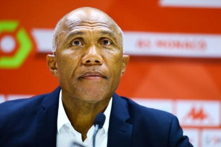 Entraineur du FC Nantes, Antoine Kombouaré était en conférence de presse.