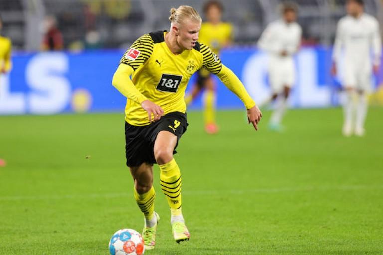 Mercato PSG : Erling Haaland réclame une fortune pour signer.