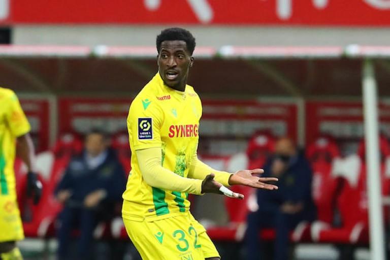 Le FC Nantes s'est séparé de Kader Bamba.
