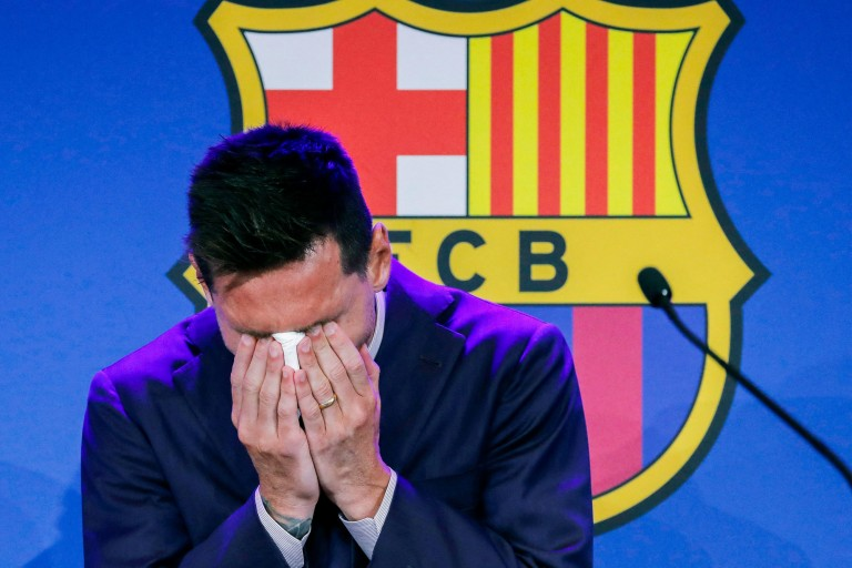 Joan Laporta accuse la Liga pour Lionel Messi.