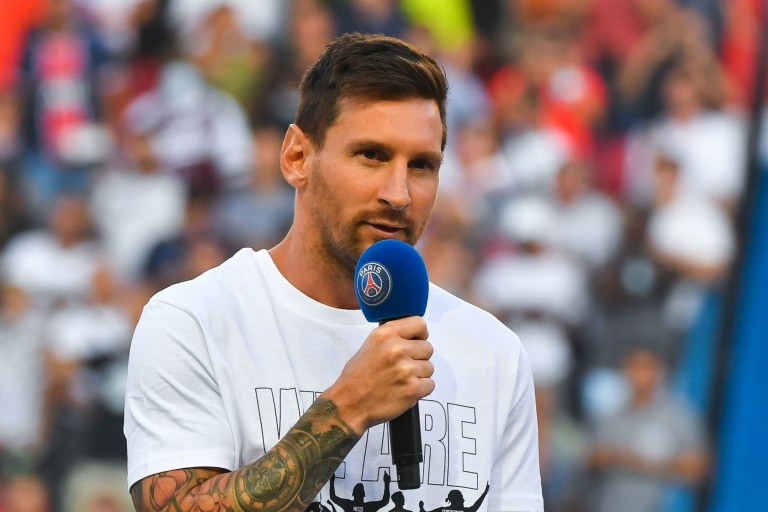 PSG Mercato : Laporta avait déjà fait son choix pour Messi.