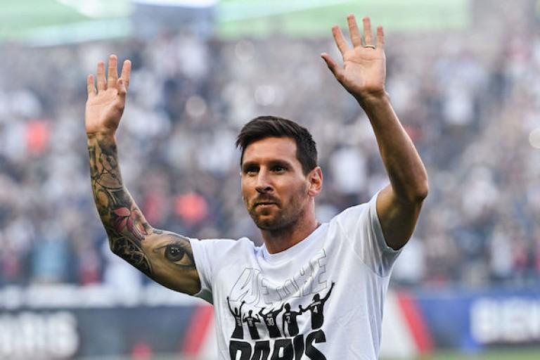 Lionel Messi n'avait pas prévu de venir au PSG !