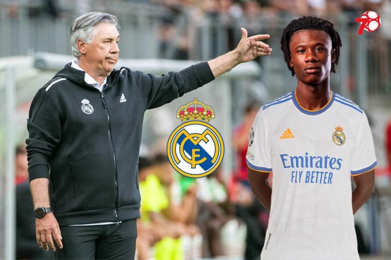 Le Real Madrid se voit confronter à un problème de taille avec Camavinga.