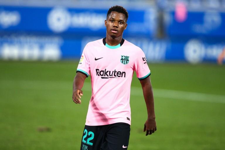 Le Barça s'apprête à prolonger son joyau Ansu Fati