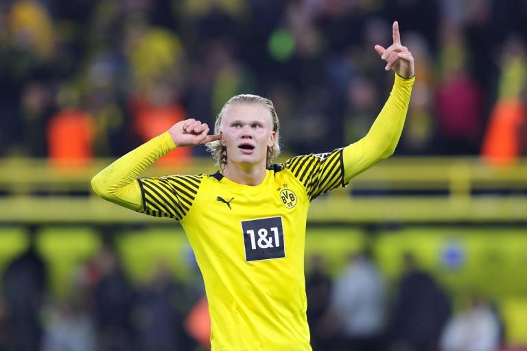Le départ d'Erling Haaland acté à Dortmund.