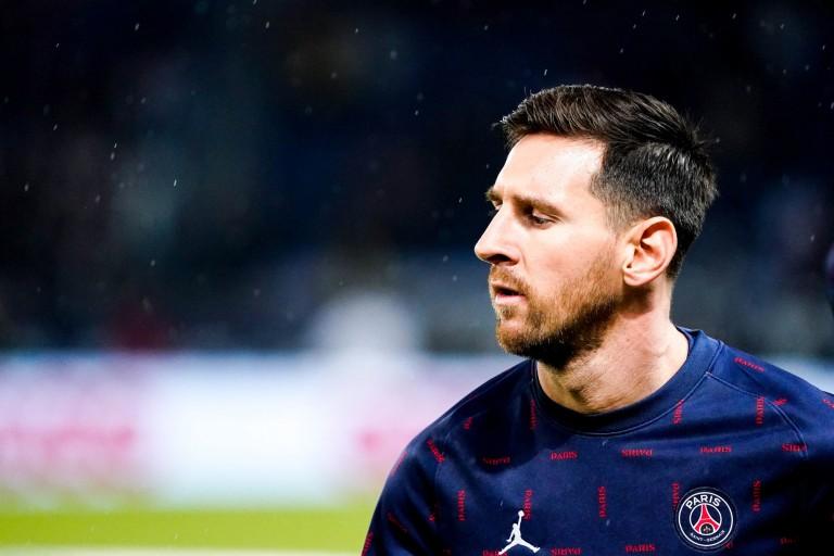 Coup dur pour le PSG, Lionel Messi est blessé !