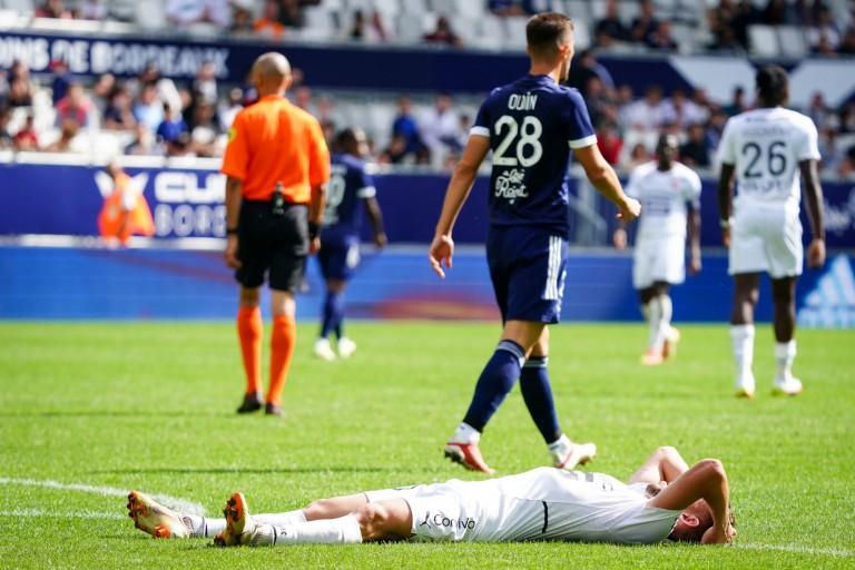 Rejoint au score en toute fin de partie par Bordeaux (1-1), le Stade Rennais a manqué une belle occasion d'enchaîner une deuxième victoire consécutive en Ligue 1.