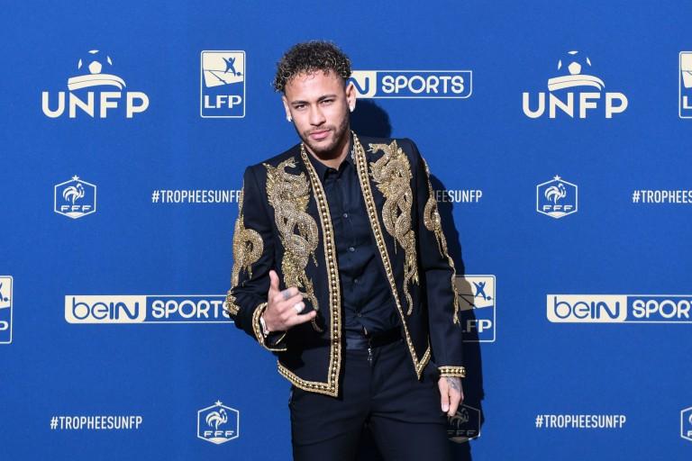 Neymar, attaquant du PSG.