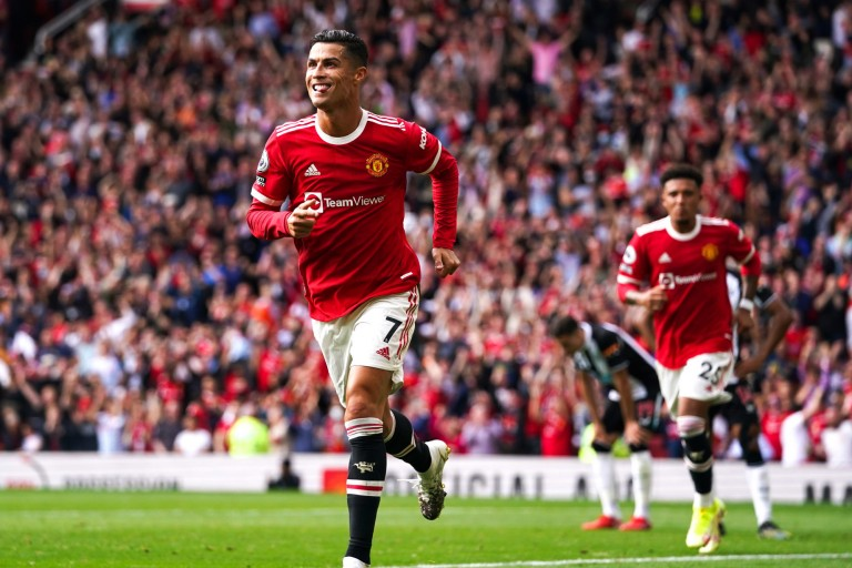 Man United : Ronaldo fait déjà l'unanimité dans le vestiaire mancunien !