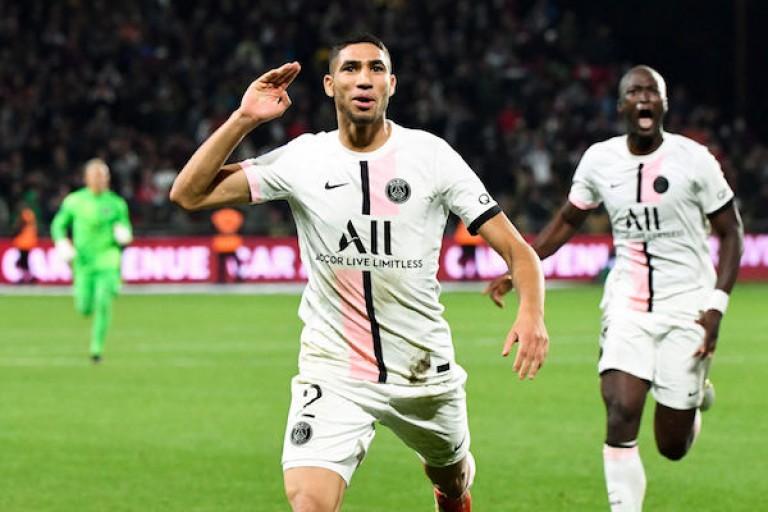 Après Achraf Hakimi, le PSG vise Theo Hernandez de l'AC Milan.
