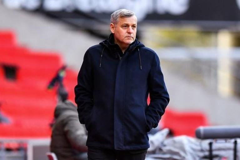 Bruno Genesio le coach du Stade Rennais