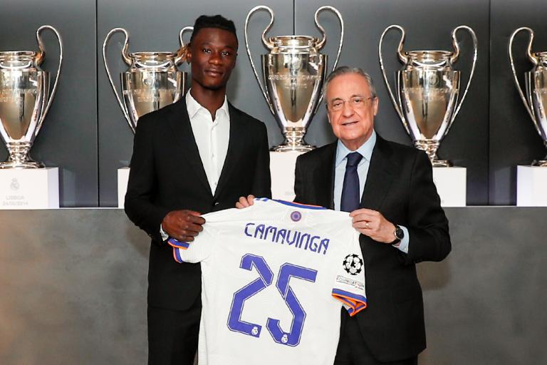Camavinga a préféré le Real Madrid à « l'argent » du PSG.