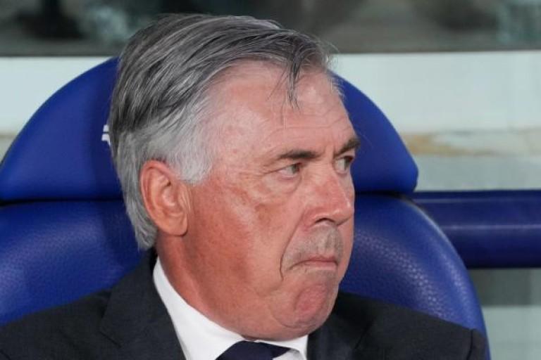 Carlo Ancelotti évoque Kylian Mbappé