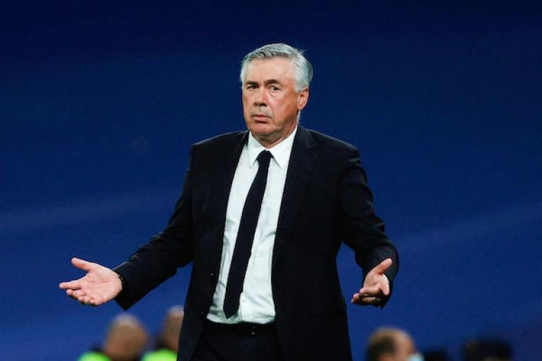 Carlo Ancelotti s'est prononcé sur la défaite du Real Madrid face au  Sheriff Tiraspol