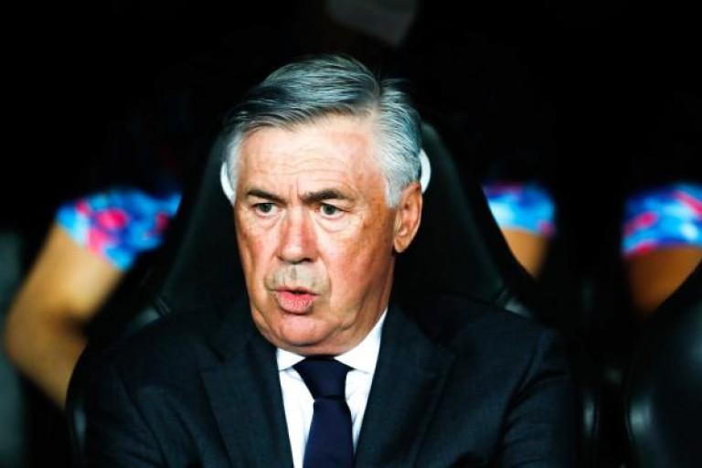 Carlo Ancelotti botte en touche pour Kylian Mbappé