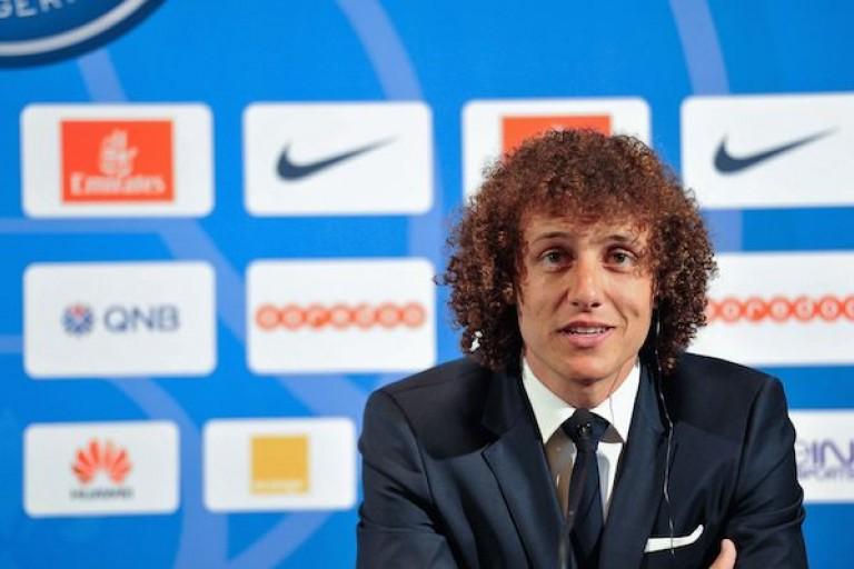 David Luiz a refusé de signer à l'OM cet été.