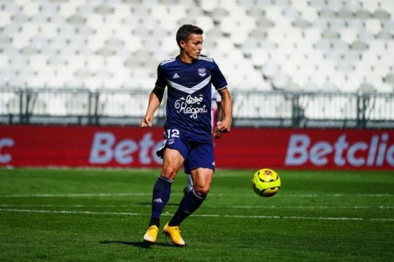 Nicolas de Préville a quitté les Girondins de Bordeaux