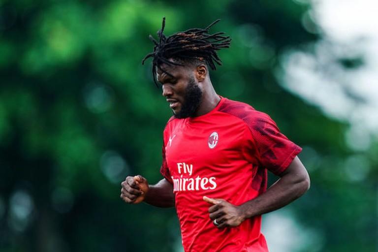 Franck Kessié veut rejoindre le PSG cet hiver.