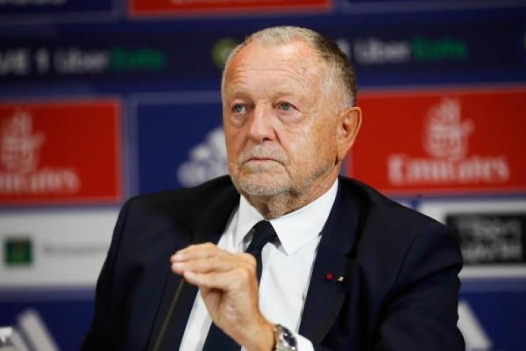 Jean-Michel Aulas peste toujours après le PSG