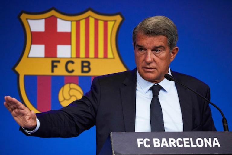Le président du Barça, Joan Laporta, s'active déjà en coulisses pour remplacer Ronald Koeman.