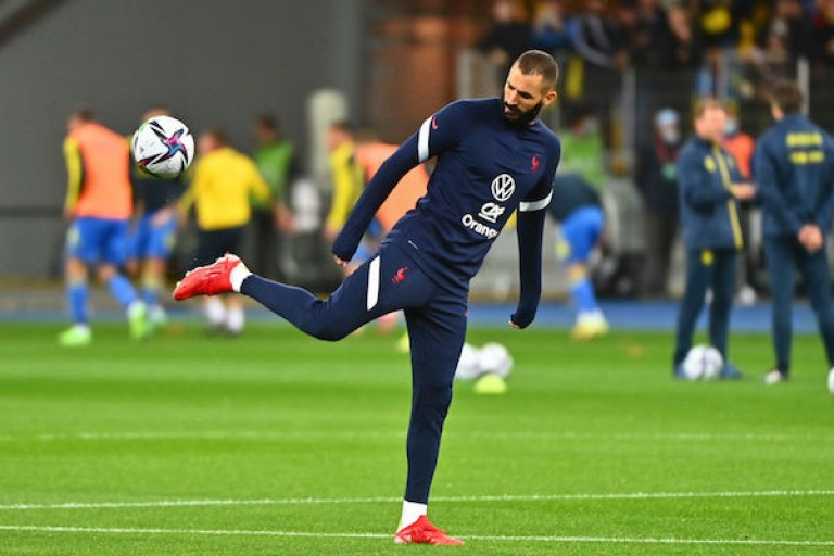 Karim Benzema ne ferme pas la porte à un retour à Lyon.
