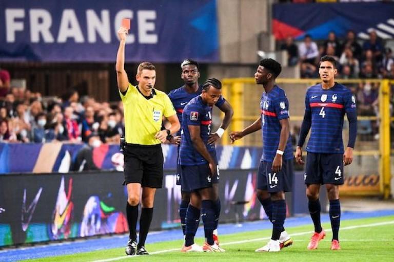 EDF : Rouge de Koundé, Deschamps convoque un grand espoir !