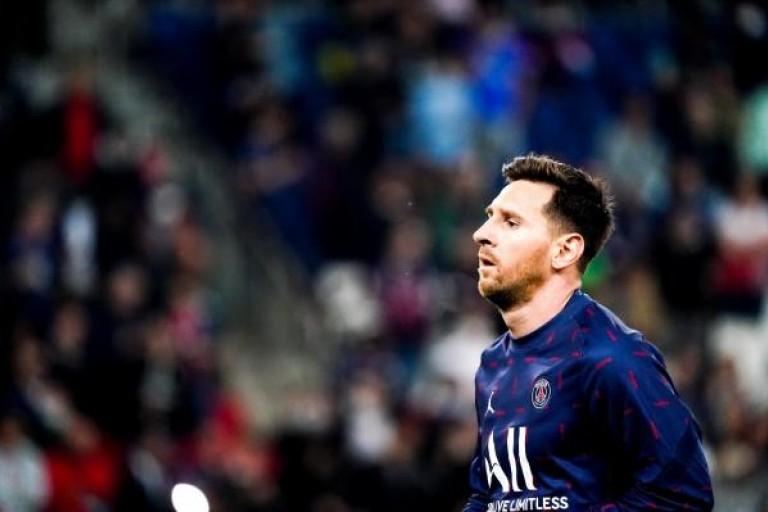Eto'o surpris du départ de Lionel Messi