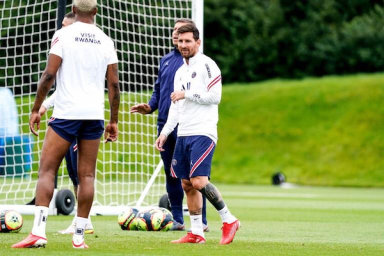PSG : Lionel Messi envoie un message très fort.
