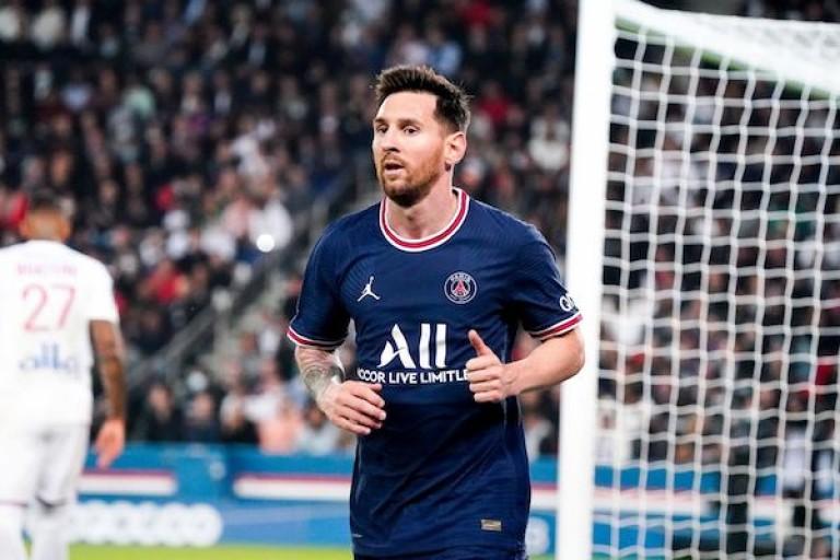 Lionel Messi a quitté le Barça pour rejoindre le PSG cet été.