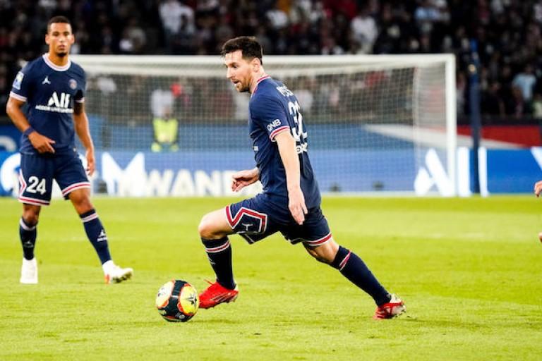 Lionel Messi a rejoint le PSG cet été.