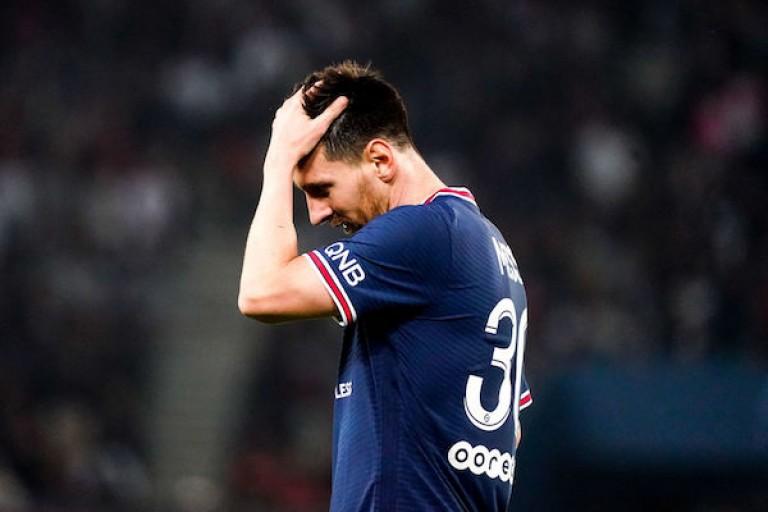 Lionel Messi forfait avec le PSG jusqu'à la réception de Manchester City.