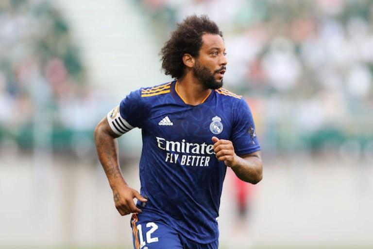 Marcelo en difficulé au Real Madrid.