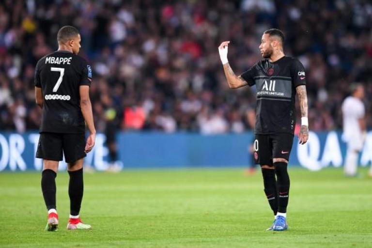 Mbappé remonté envers Neymar Jr
